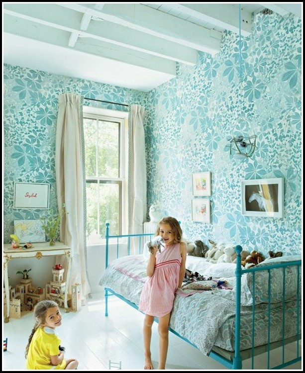Kinderzimmer Tapete Ideen