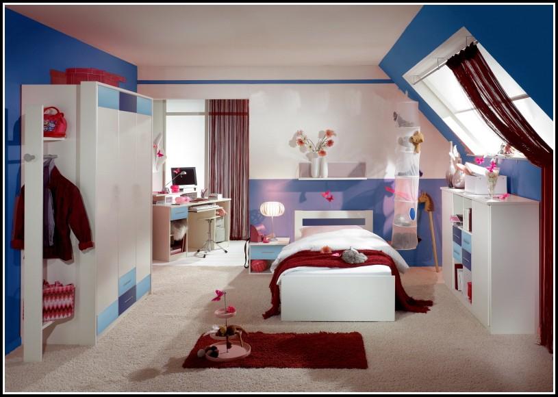 Kinderzimmer Weiß Komplett