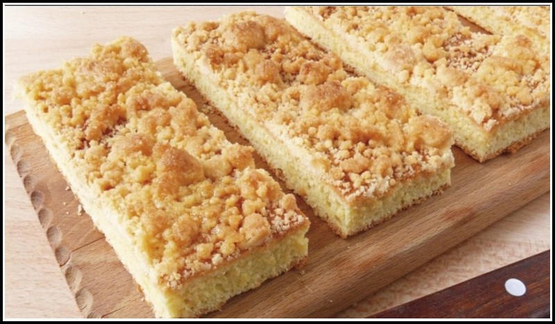 Kirsch Streusel Kuchen Mit Quark