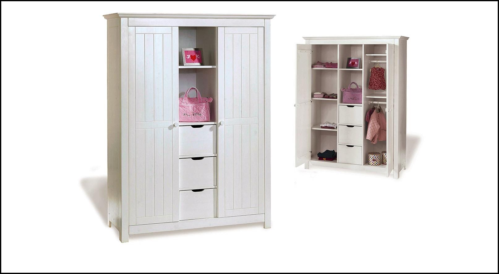 Kleiderschränke Kinderzimmer Weiß