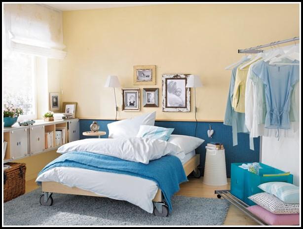 Kleine Schmale Schlafzimmer Einrichten
