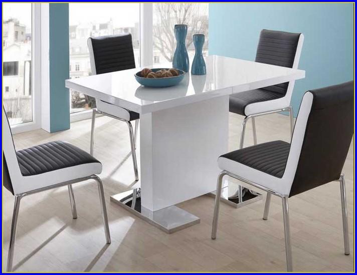 Kleiner Ausziehbarer Tisch