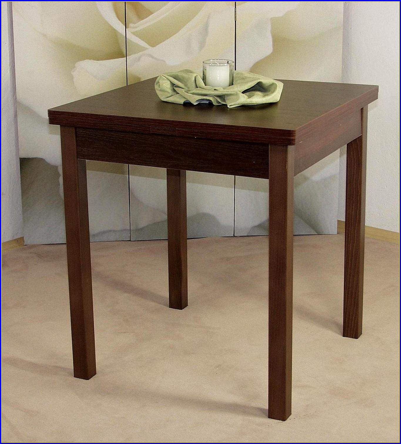 Kleiner Esstisch Ausziehbar Mit Stühlen