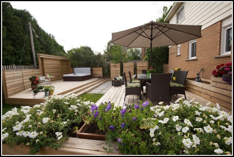 Kleiner Garten Gartengestaltung