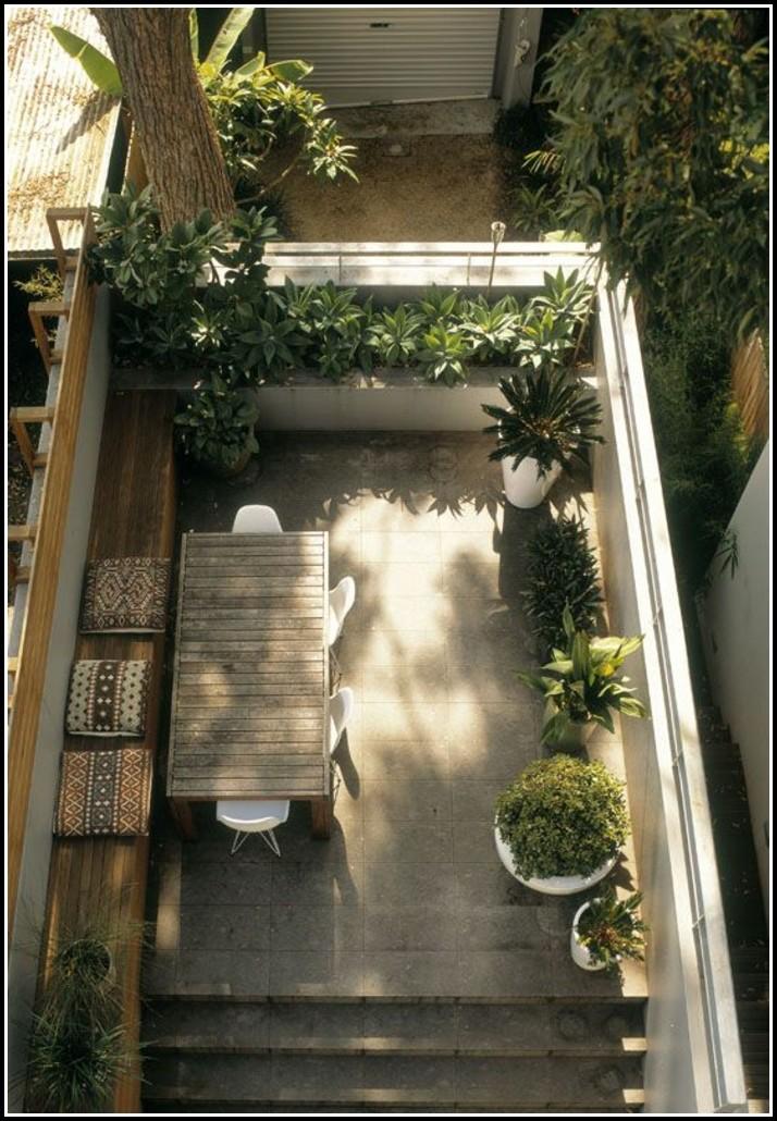 Kleiner Garten Mit Terrasse Gestalten