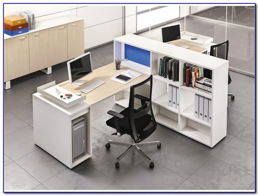 Kleiner Schreibtisch Mit Viel Stauraum