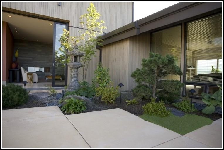 Kleiner Zen Garten Anlegen