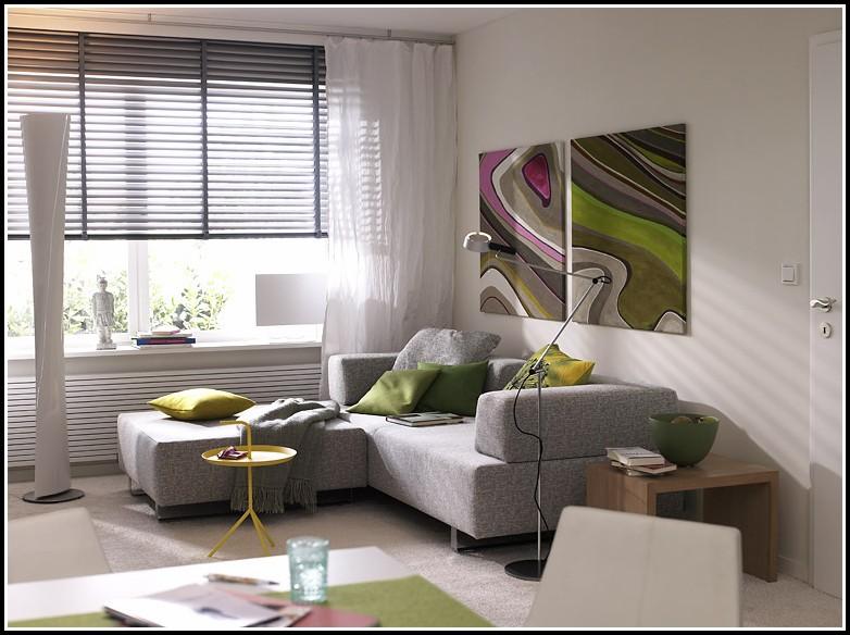 Kleines Wohnzimmer Einrichten Beispiele