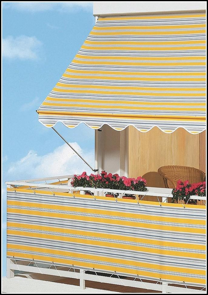 Klemm Markise Balkon Bauhaus