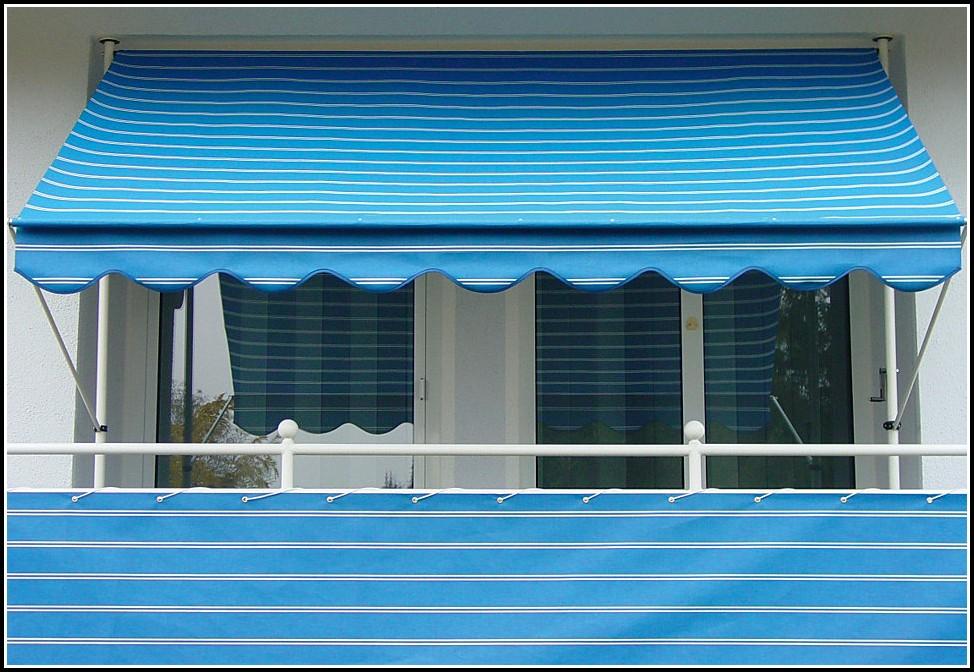 Klemm Markise Balkon Montageanleitung