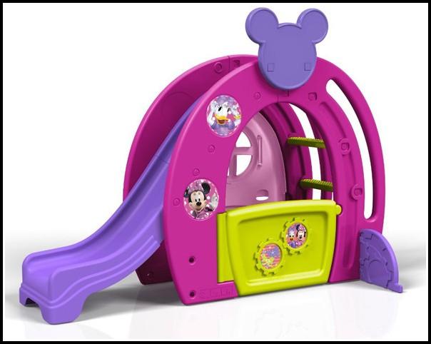 Klettern Rutschen Im Kinderzimmer