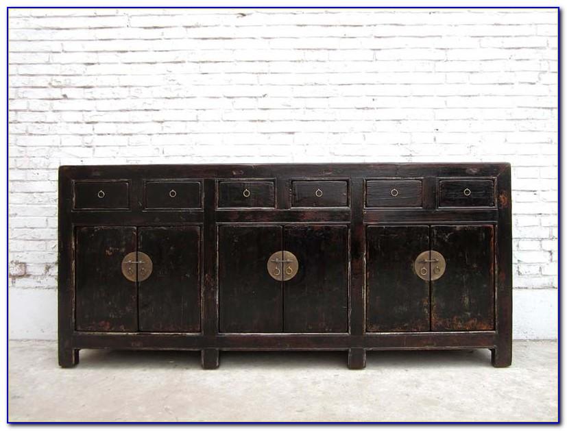 Kommode China Antik