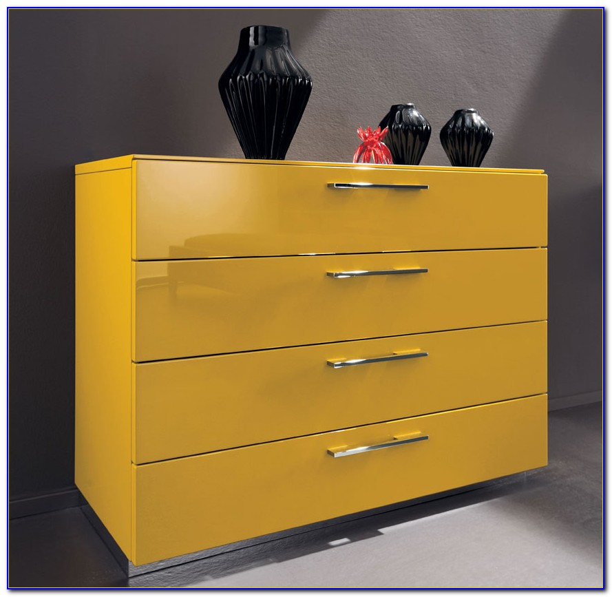 Kommode Gelb Ikea