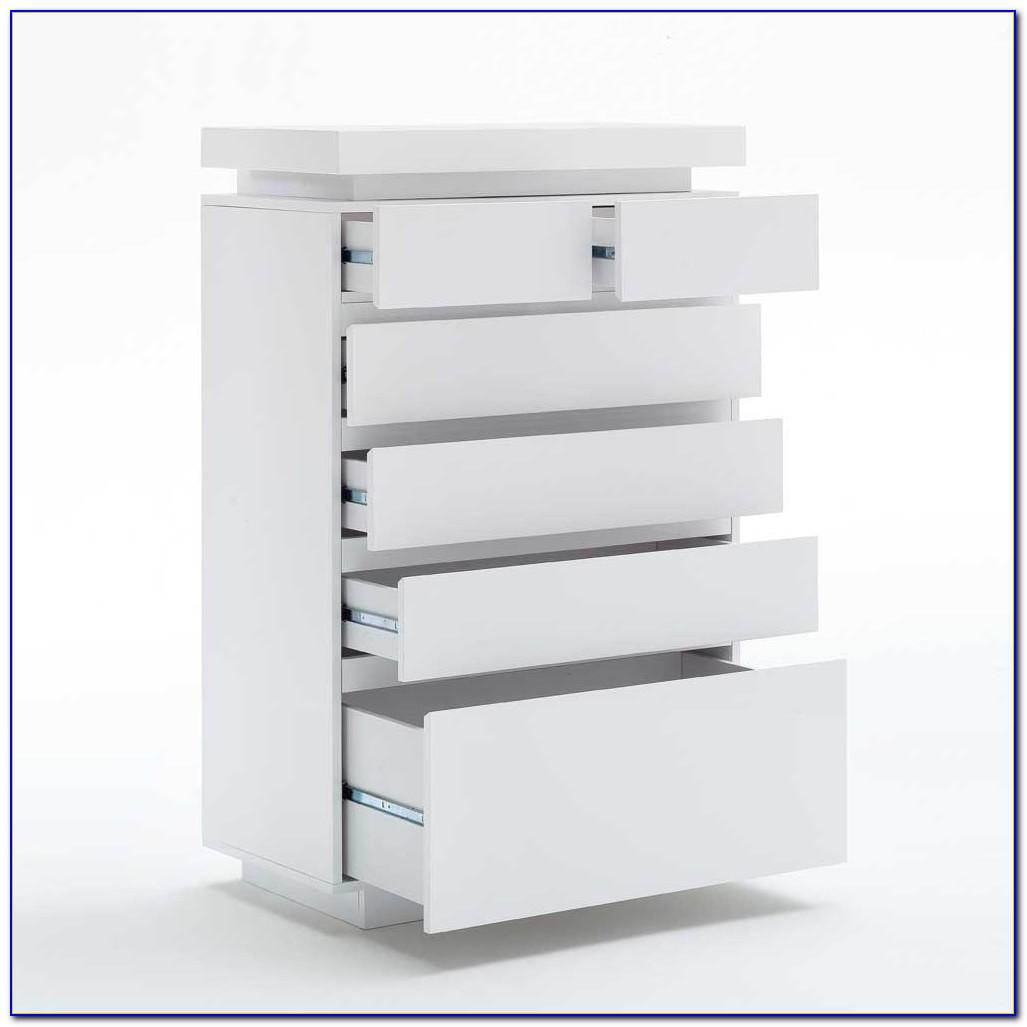 Kommode Hochglanz Weiß Ikea