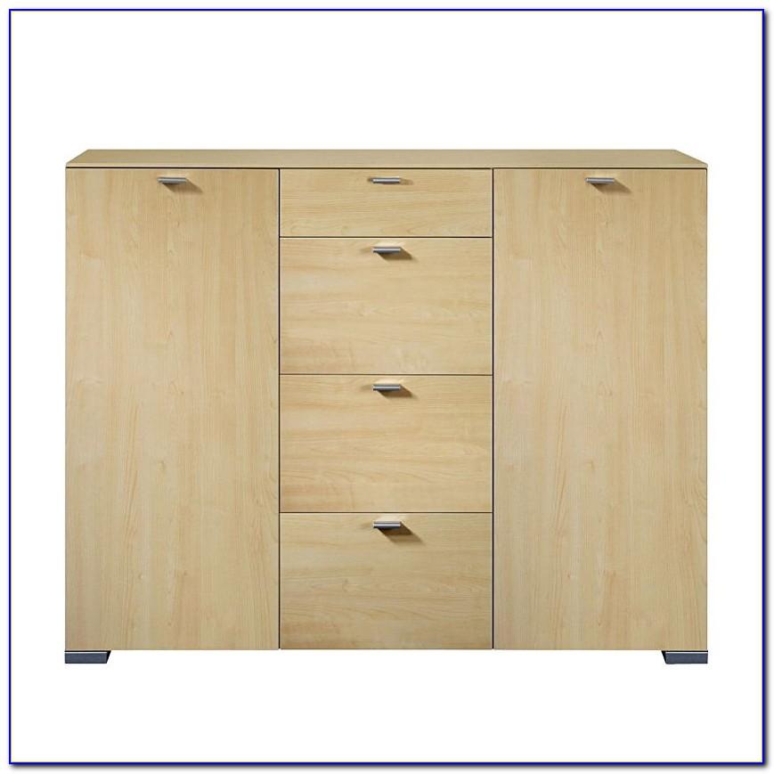 Kommode Schmal Holz