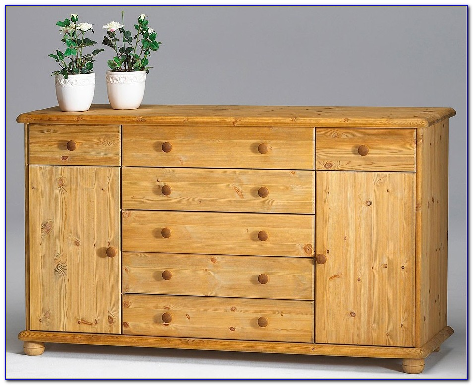 Kommode Sideboard Unterschied