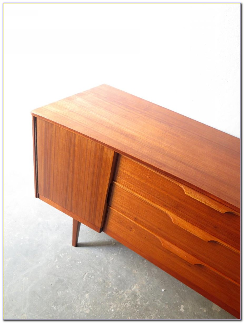 Kommode Teak Recycled