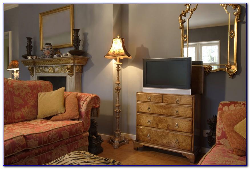 Kommode Wohnzimmer Holz