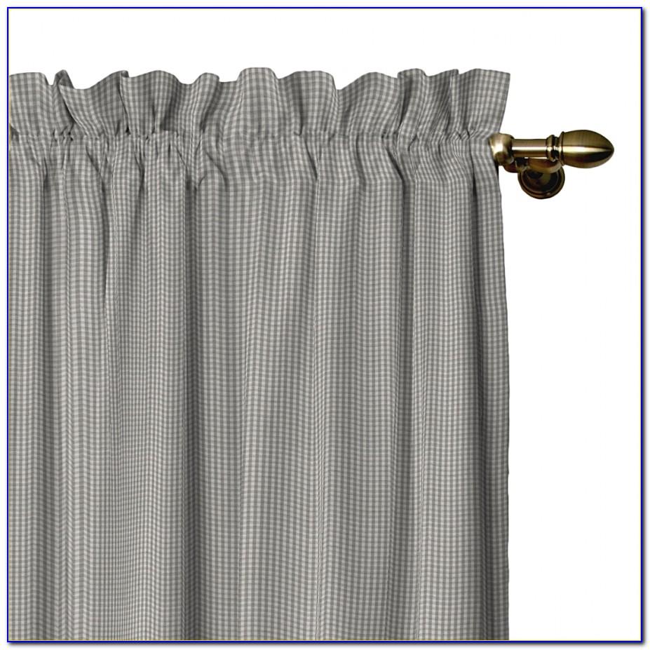 Kräuselband Vorhang Nähen