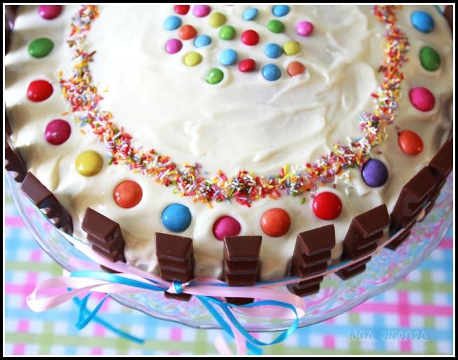 Kuchen 1. Geburtstag Rezept Ohne Zucker