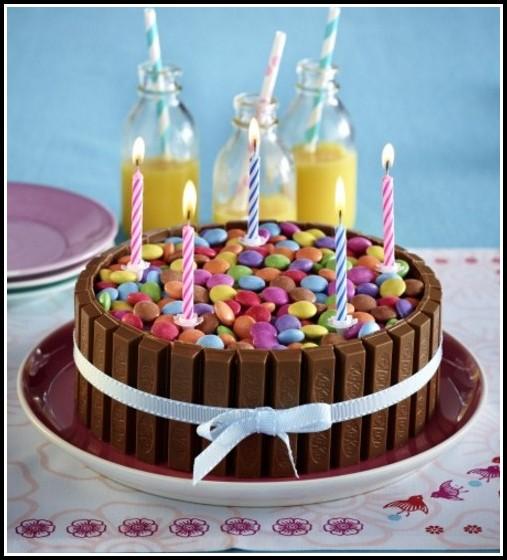 Kuchen Für Kindergeburtstag Einfach