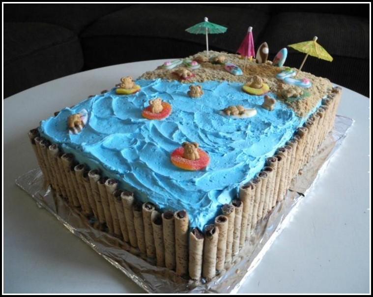 Kuchen Fr Kindergeburtstage