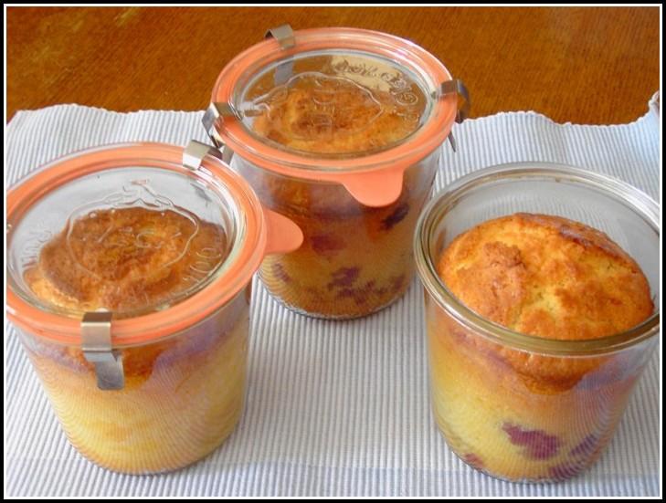 Kuchen Im Einmachglas Backen