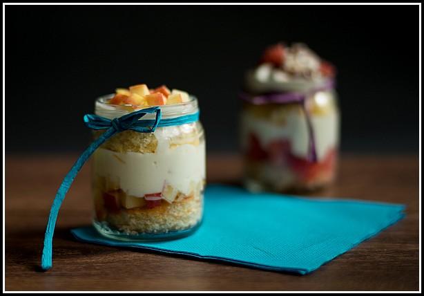 Kuchen Im Einmachglas Gebacken