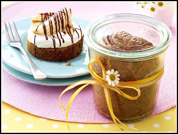 Kuchen Im Einmachglas Haltbarkeit