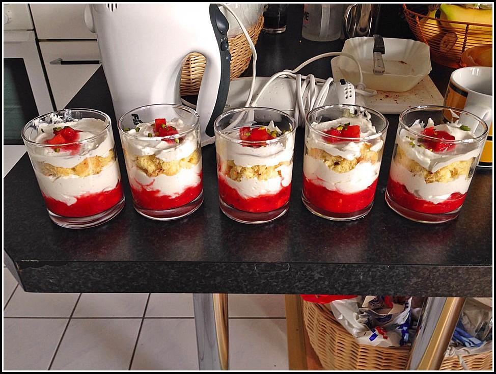 Kuchen Im Einmachglas Rezept