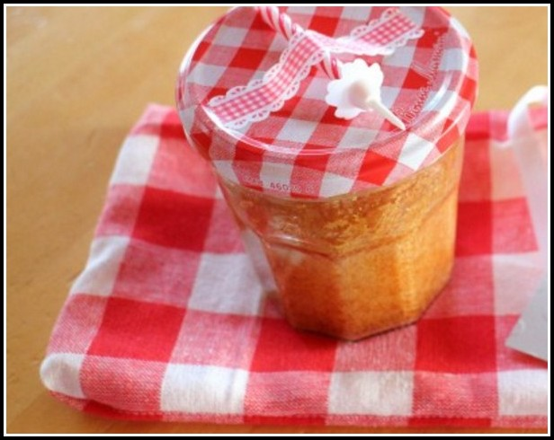 Kuchen Im Glas Geschenkidee