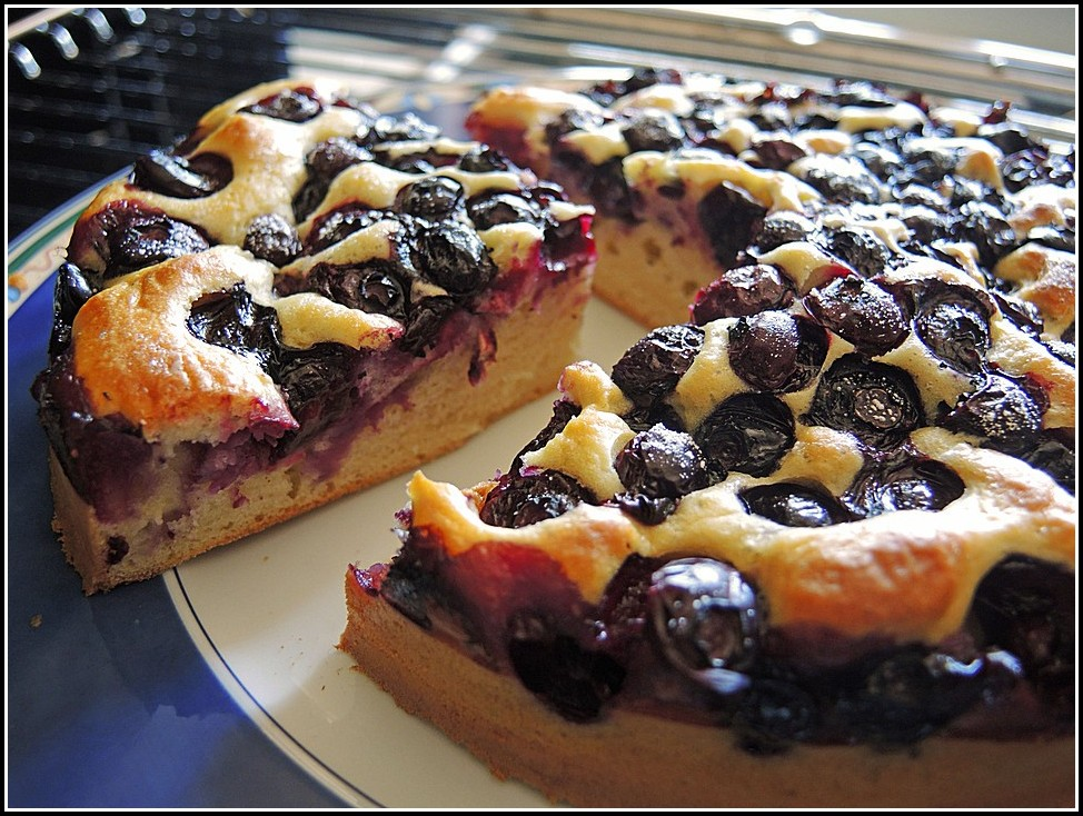Kuchen Low Carb Low Fat
