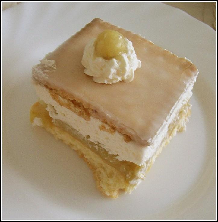 Kuchen Mit Butterkeksboden