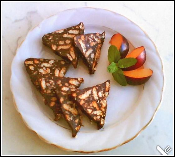 Kuchen Mit Butterkekse Rezept