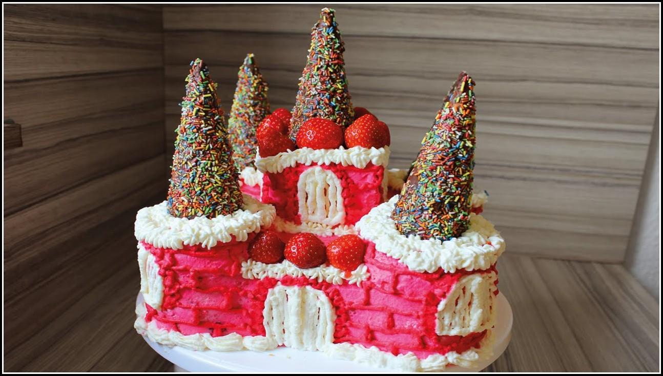 Kuchen Rezepte Kindergeburtstag Bild