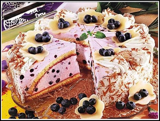 Kuchen Rezepte Mit Joghurtcreme