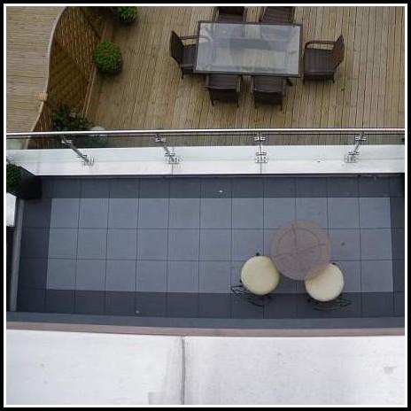 Kunststoff Fliesen Für Balkon