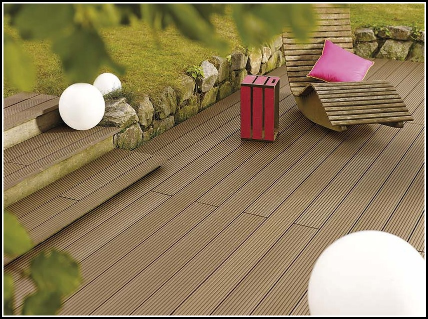 Kunststoff Holz Für Terrasse