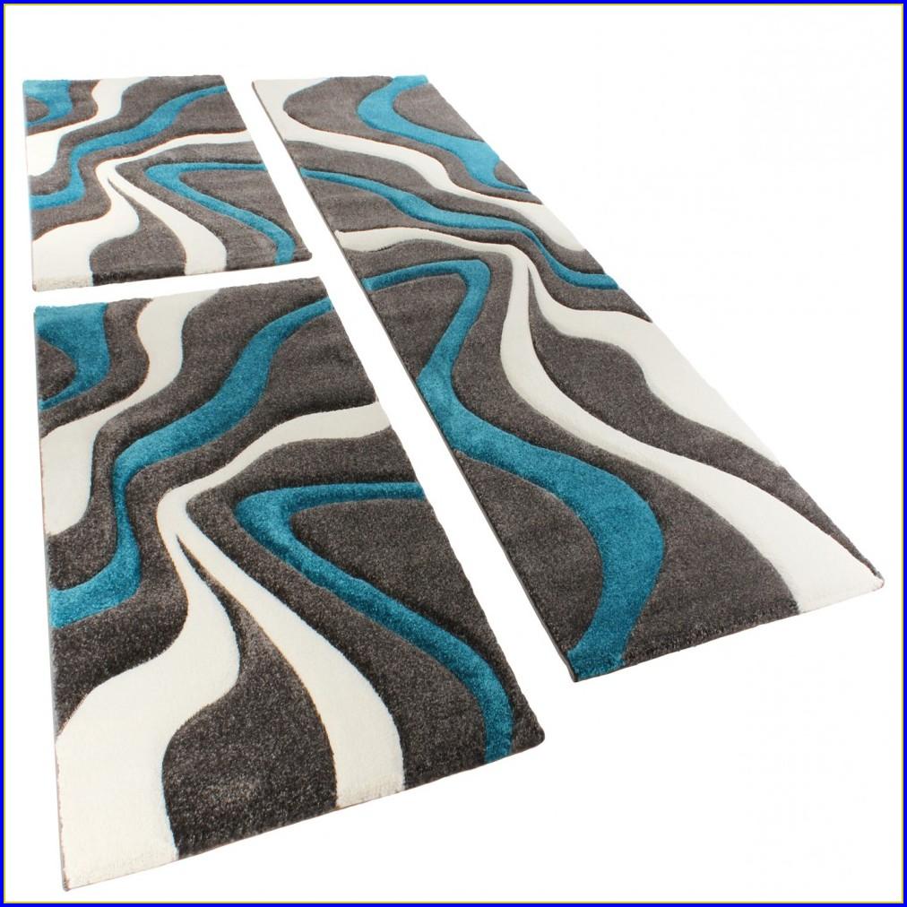 Läufer Teppich Modern