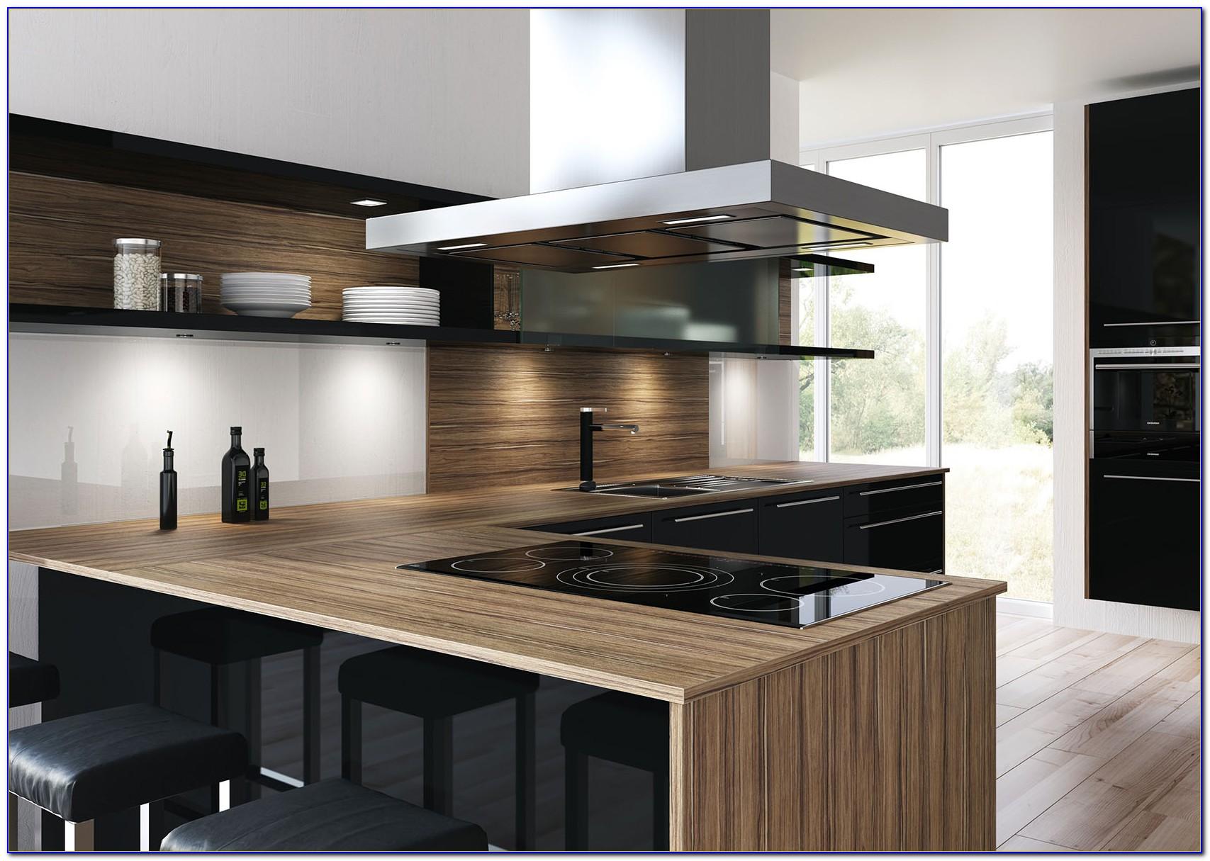 Laminat Arbeitsplatten Küche