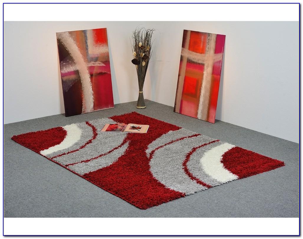 Langflor Teppich Grau 200 X 200