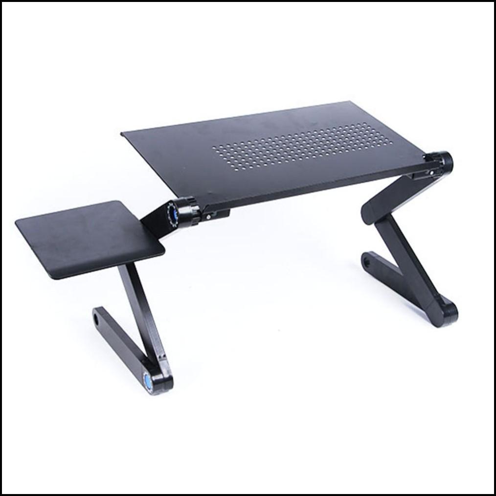 Laptop Im Bett Tisch
