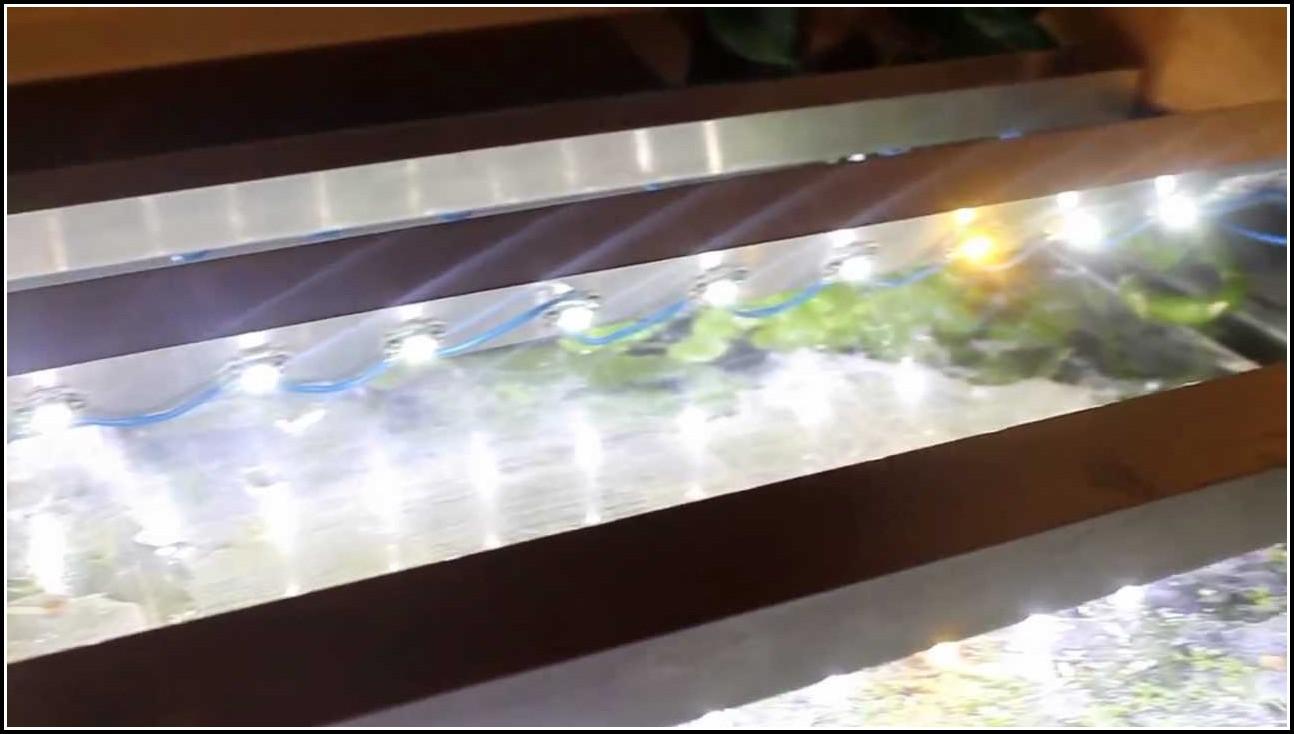 Led Aquarium Beleuchtung Selber Bauen Anleitung