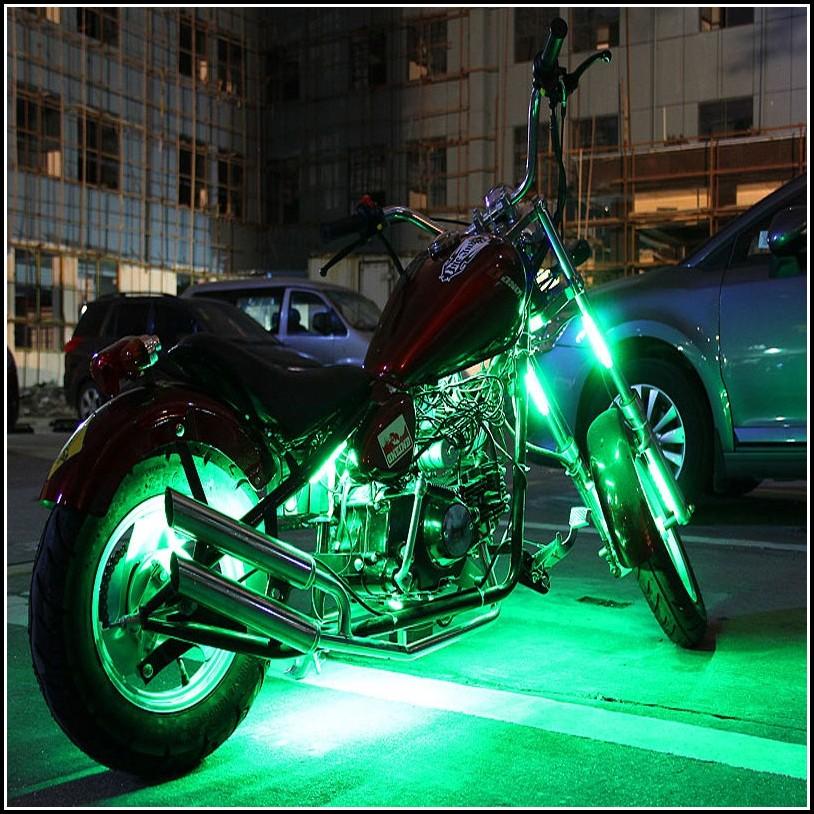 Led Beleuchtung Am Motorrad Erlaubt