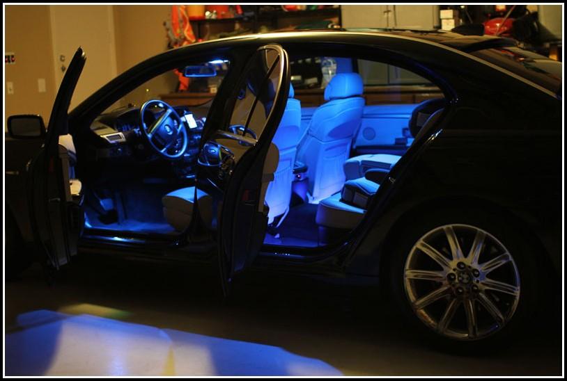 Led Beleuchtung Auto Innenraum Erlaubt