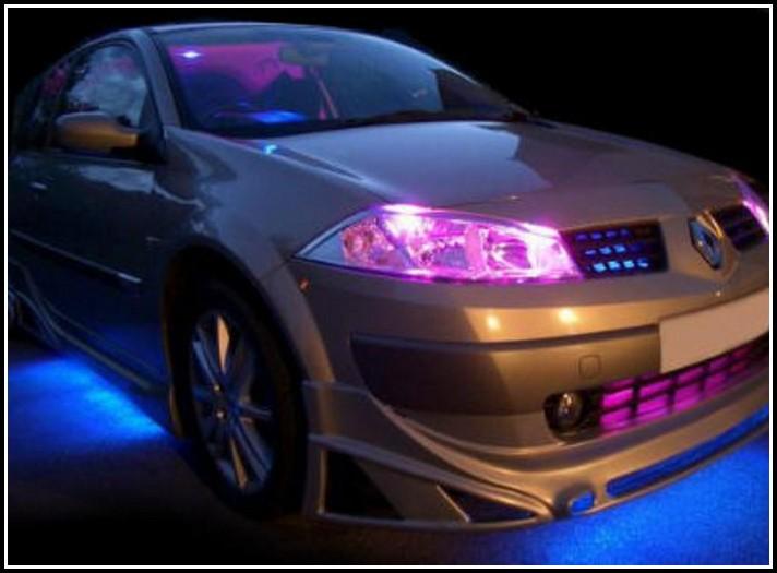 Led Beleuchtung Autobatterie