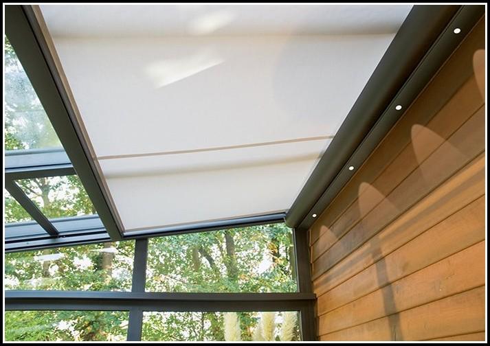 Led Beleuchtung Für Das Terrassendach