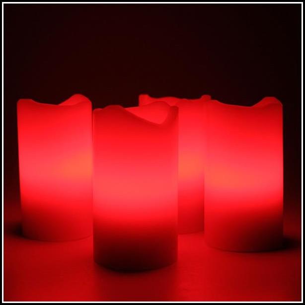 Led Beleuchtung Mit Batterie Bauen