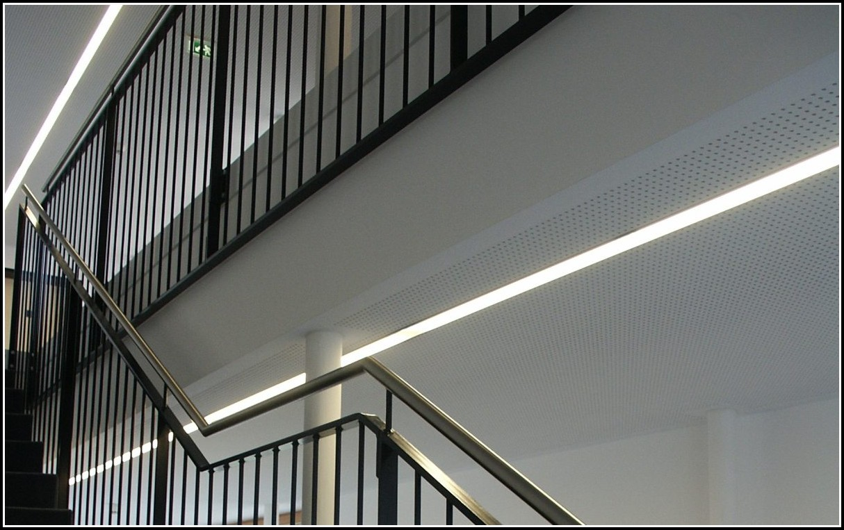 Led Beleuchtung Treppenhaus