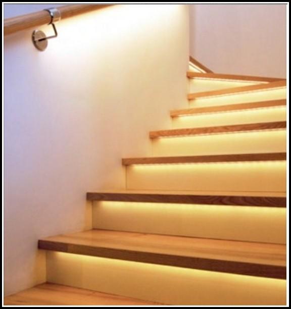 Led Beleuchtung Treppenstufen